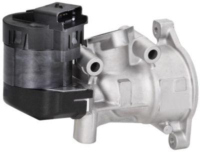 Az EGR-szelepet gyakran a motor felső részé